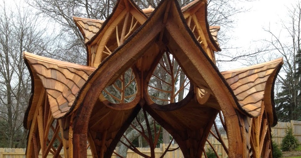 creative carpentry gazebo 2