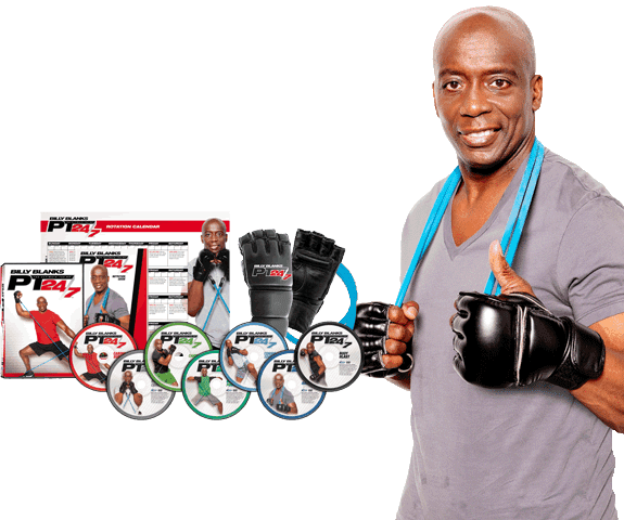 Billy blanks get celebrity fit review