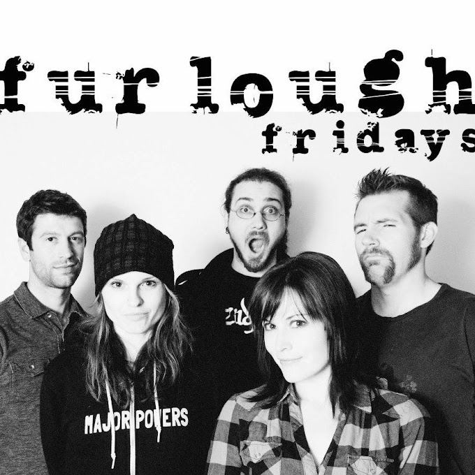 Have Your Hunger For Grunge With Good Feelings Put To Seat by The Clear Magic That is Furlough Fridays