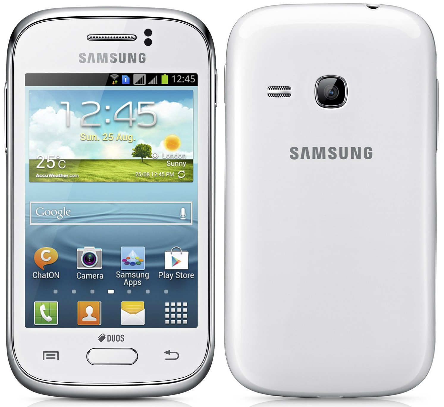 SAMSUNG Galaxy Young [GT-S6310]