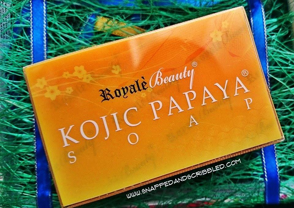 Product Review: Royale Beauty Kojic Papaya Soap