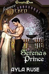 Serena's Prince by Ayla Ruse