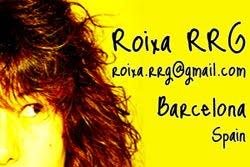 ¡Hola, me llamo Rosa Roselló Garrigó!