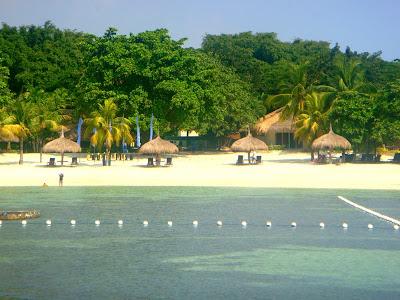 Bluewater Maribago Beach Resort Entrance Fee