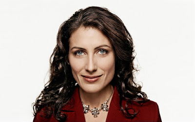 American Playwright Lisa Edelstein Photos