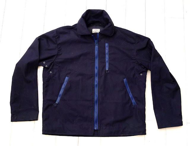 North Sea Clothing - Marine Nationale Deck Jacket