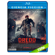 Dredd (2012) BRRip 720p Audio Dual Latino-Ingles