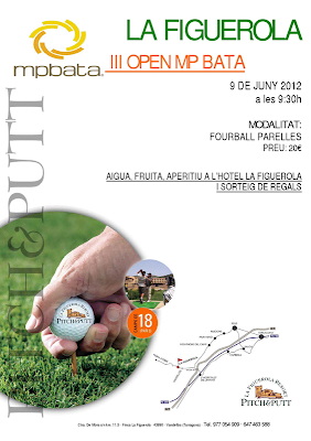III Open MP Bata Pitch & Putt LA FIGUEROLA