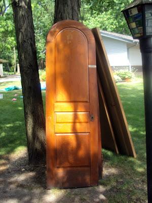 Rummage Sale Doors