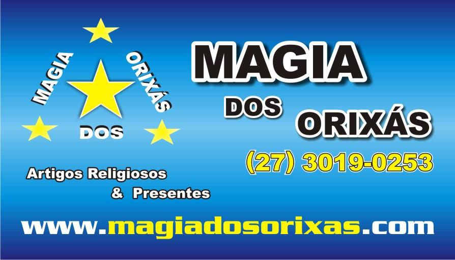 MAGIA DOS ORIXÁS