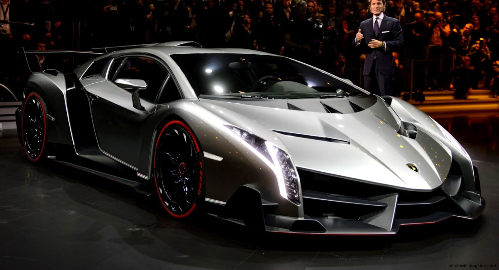 The 4 million Lamborghini Venenos maiden voyage