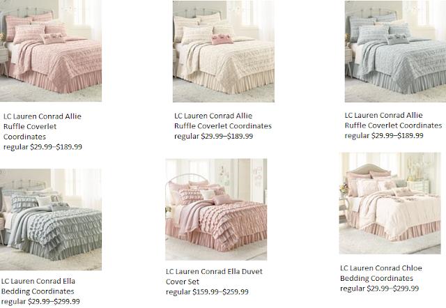 Lauren Conrad New Bedding Collection For Kohls StyleAndAllThatJass Adorable Lc Lauren Conrad Faux Pearl Decorative Pillow