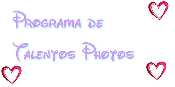 Galeria de Fotos Programa de Talentos