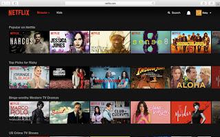 Cara Daftar Berlangganan Netflix Indonesia Harga Paket Internet Nonton Film TV Streaming Online