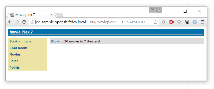 A Java EE 7 Application on OpenShift 3 With JBoss Tools – Red Hat