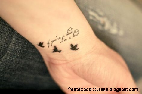 23 Epic Literary Love Tattoos