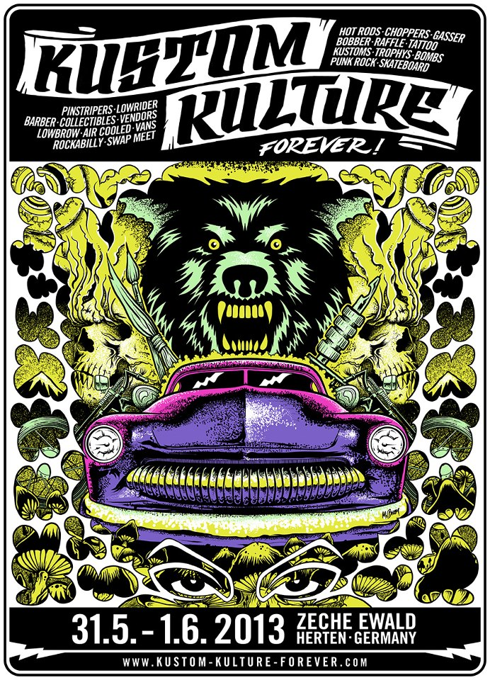Kustom Kulture Forever