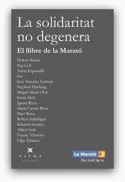 EL LLIBRE DE LA MARATÓ TV3