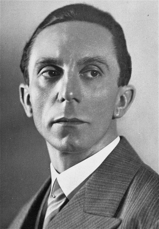 Dr. Joseph Goebbels