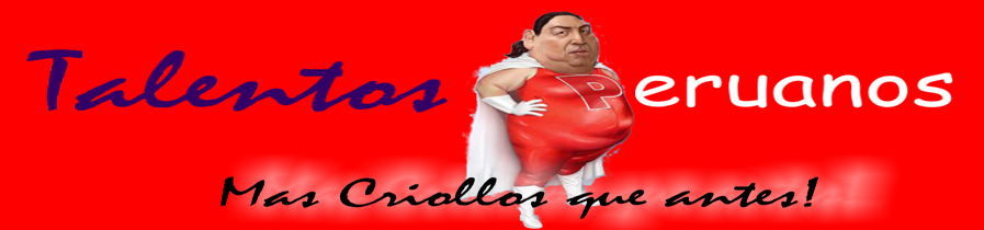 TALENTOS PERUANOS