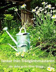 Zonlista över trädgårdsbloggare