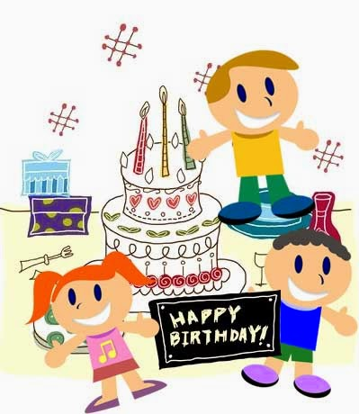Contoh Ucapan Ulang Tahun Bahasa Inggris (Happy Birthday)