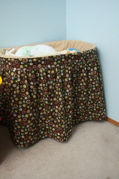 Bassinet Cover Patterns