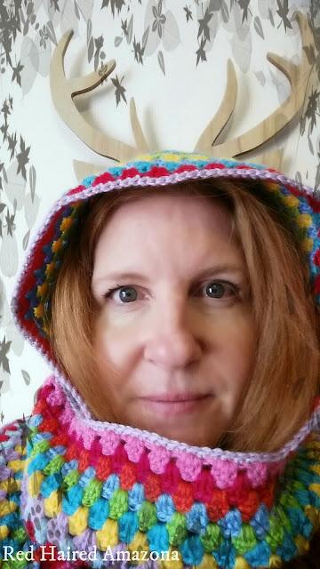 crochet scoodie