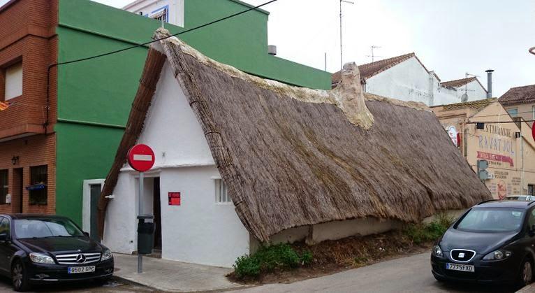 La Albufera de Valencia.