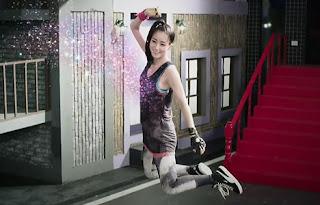Foto GLAM Korean Girls Band Terbaru