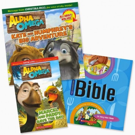 Alpha and Omega and Bible