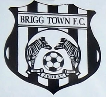 Brigg Town FC club badge