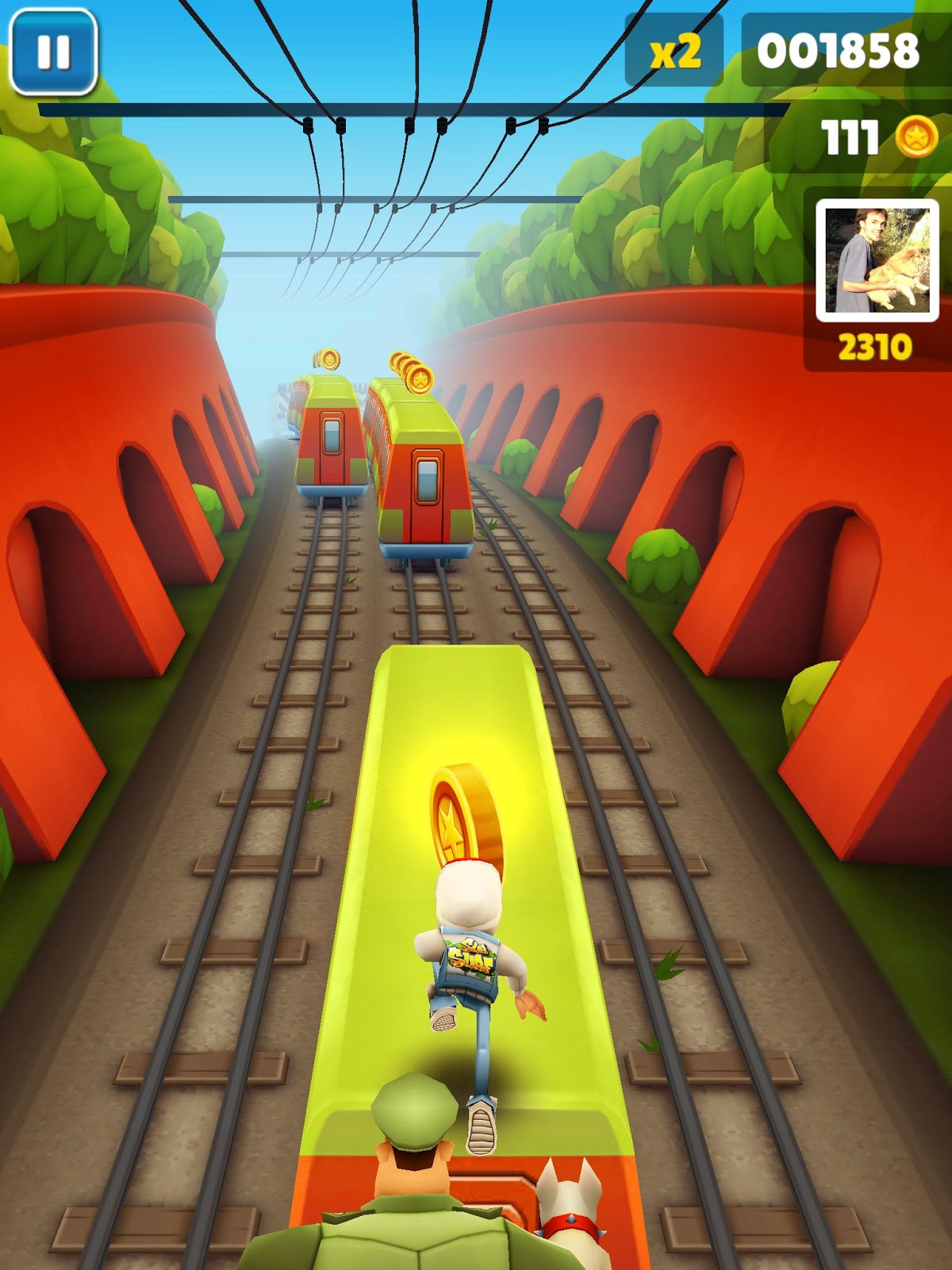 Free Download Game Subway Surfers For PC (Full Version)