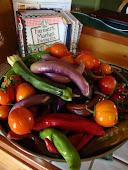 Garden Harvest...