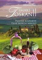 Moje ksiazki o Toskanii: