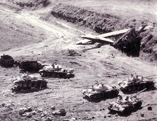 Analogue Hobbies: Modern Spearhead: 1:285 Yom Kippur War