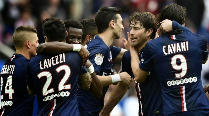 Highlights PSG 6 – 1 Lille (Ligue 1)
