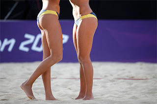 Beach Volleyball Top Hot