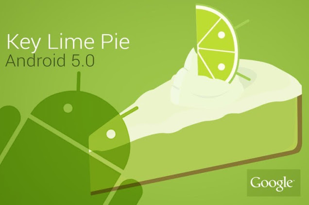 Android 5.0 Lime Pie Release Date 2014