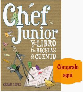 Si no lo tienes aún, hazte con Chef Junior