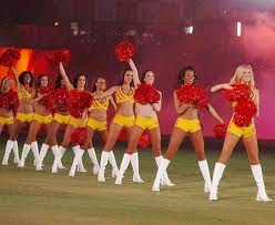 Bangalore Royal Challenge Cheerleaders