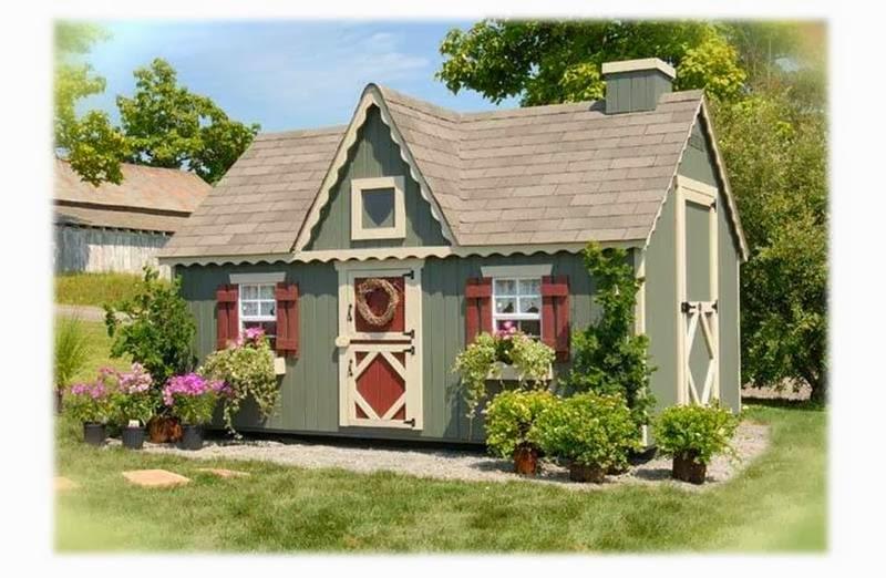 Matilda y la luna casitas de madera para ni os ii for Casitas de madera para jardin para ninos