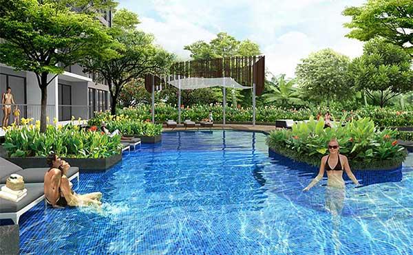 Northpark Residences Pool