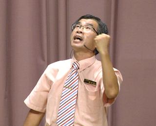 現代的勇者_花蓮博愛浸信會主日講道_張木泉 主任牧師