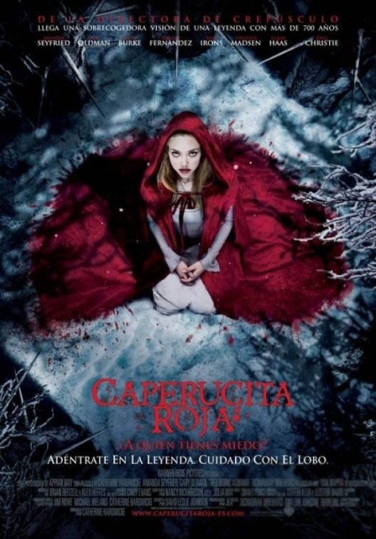 Red Riding Hood Caperucita Roja Movie Poster And while we're here
