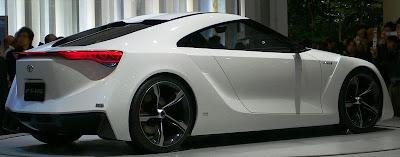 Toyota Supra Bakal