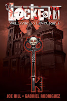 Cover of Locke & Key: Welcome to Lovecraft by Joe hill and Gabriel Rodriguez