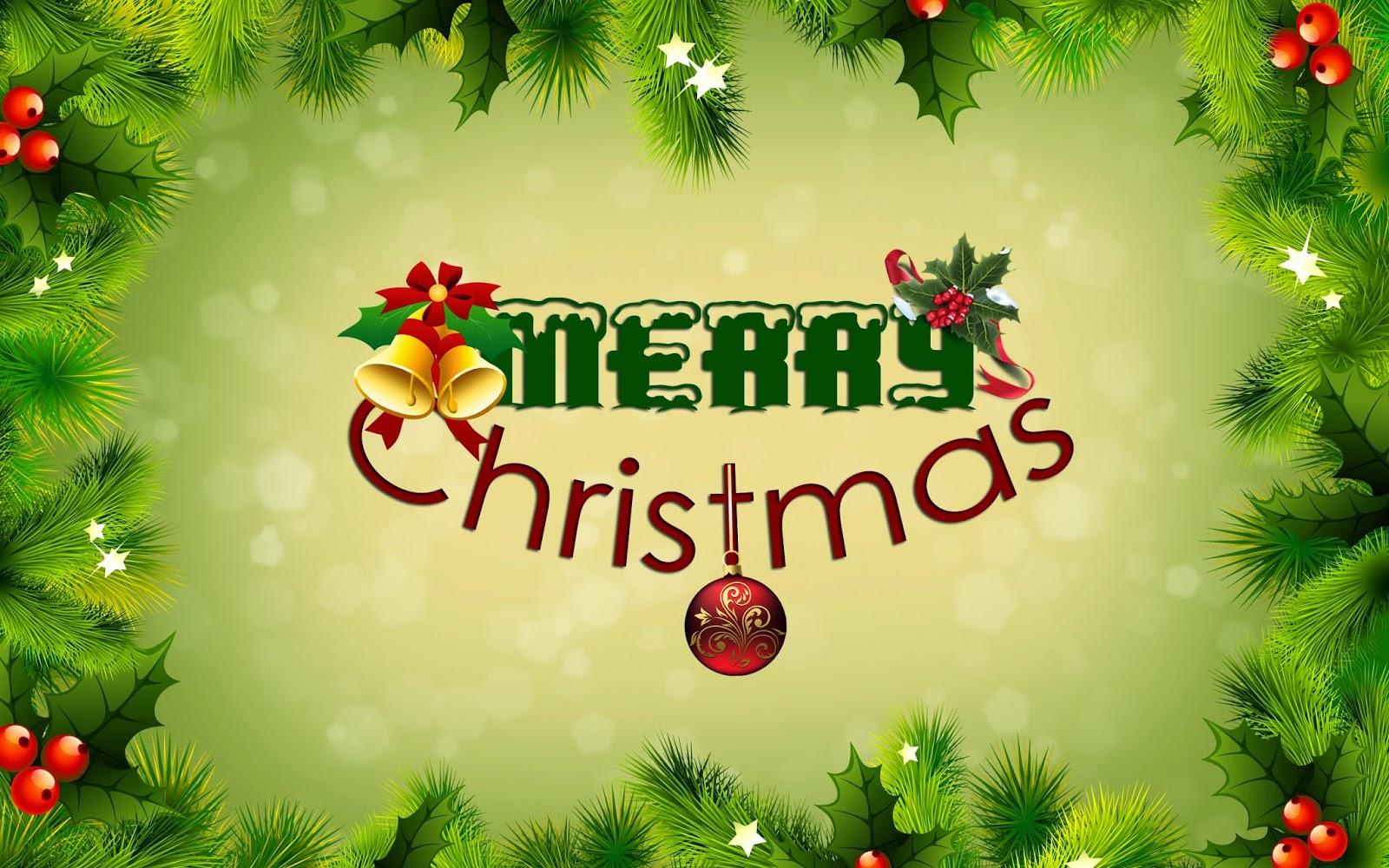merry christmas full hd wallpaper download
