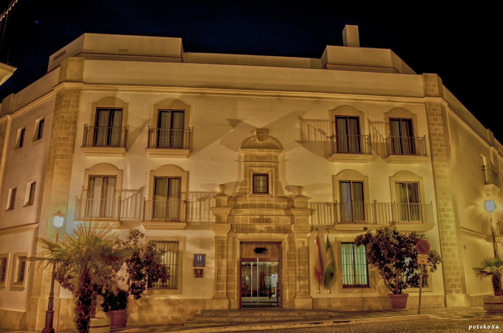 Hoteles con encanto  Hotel Duque de Nájera**** Rota