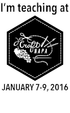 Teaching at Craft Napa!